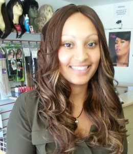 full head sew-in weave