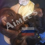 Aimee's Russian Slavic Virgin Hair Extensions