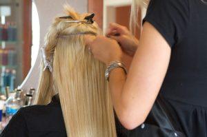 Hair Weaves and Beaded Weaves