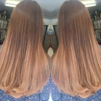 Balayage hair extensions Bournemouth Dorset