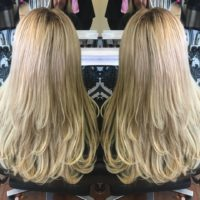 Long thick hair extensions Dorset