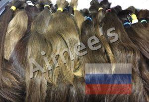 Aimee's Russian hair